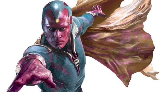 Vision Confirmed for Avengers: Infinity War