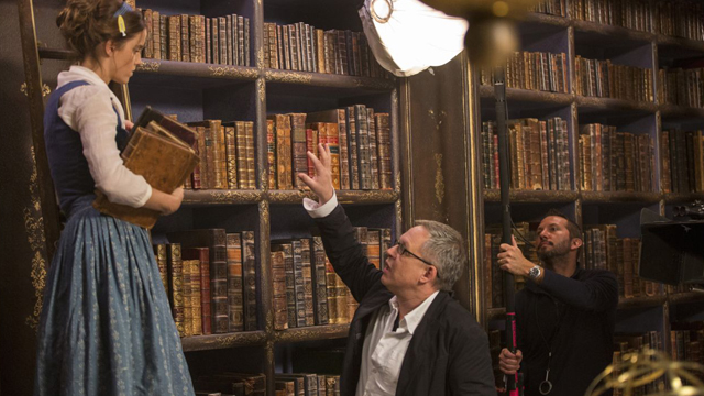 Sit down with Beauty and the Beast director Bill Condon. Watch our exclusive Bill Condon interview.