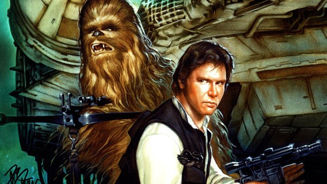 More details have emerged about the Han Solo movie story! Do you think this will make a good Han Solo movie story?