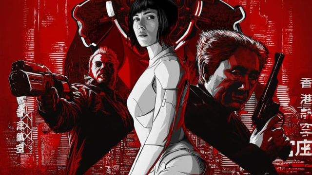 Meet Section 9 in a New Ghost in the Shell Featurette