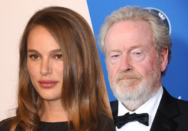 Ridley Scott to Direct Getty Kidnap Drama, Natalie Portman May Star