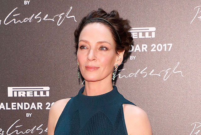 Uma Thurman Joins Lars von Trier's House That Jack Built