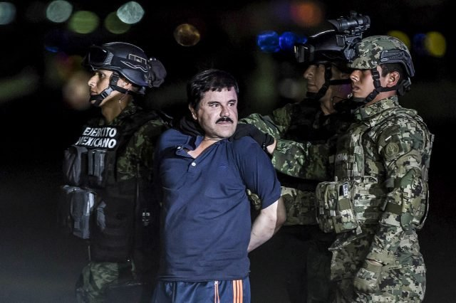 El Chapo Movie In Development at Sony
