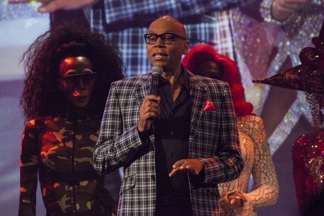 J.J. Abram's Bad Robot to produce dramedy based on the life of RuPaul