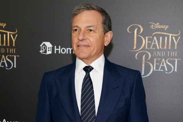 Disney Extends Bob Iger's Contract Until 2019