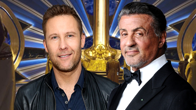 "James Gunn teases that Sylvester Stallone and Michael Rosenbaum both have ""very important"" roles in the upcoming Guardians of the Galaxy, Vol. 2."