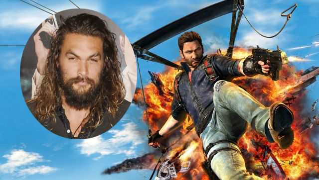 Aquaman's Jason Momoa To Team With Brad Peyton For Just Cause Adaptation