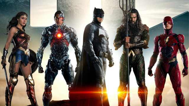 Justice League was showcased in the WB CinemaCon presentation. Which of the WB CinemaCon films are you most excited for?
