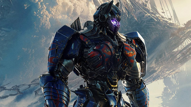 Transformers: The Last Knight was one of the films featured in the Paramount CinemaCon presentation.