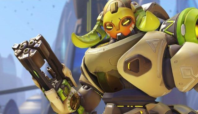 Meet the 24th Overwatch Hero: Orisa!