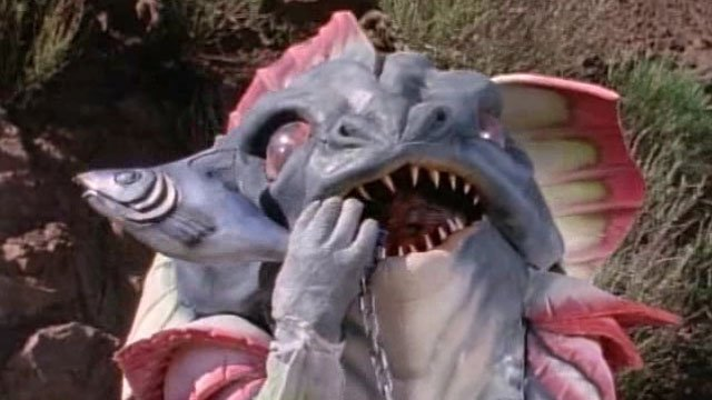 Pirantishead is another of the popular Power Rangers monsters.