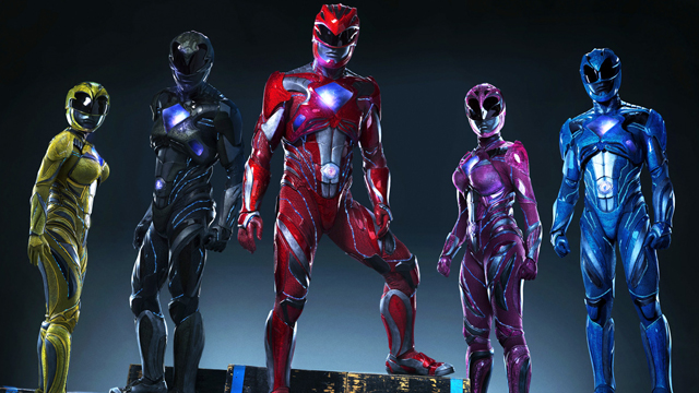 CS Video: Go Go Power Rangers Cast!