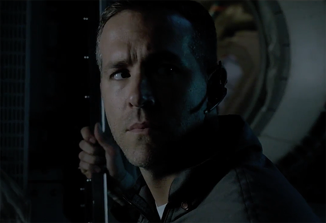 New Life Clip Features Ryan Reynolds & Crew in a Sticky Situation