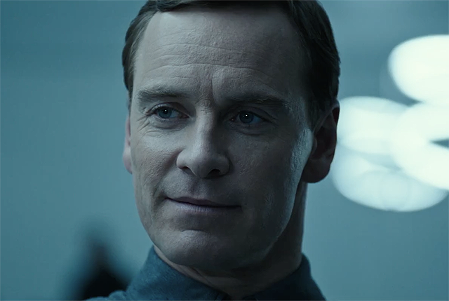Alien: Covenant New Trailer Shows the Creation of Walter
