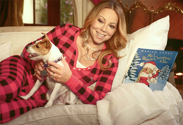 Mariah Carey's All I Want for Christmas is You Teaser Trailer
