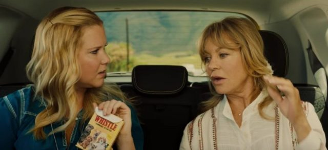 New Clip From Snatched Starring Goldie Hawn and Amy Schumer