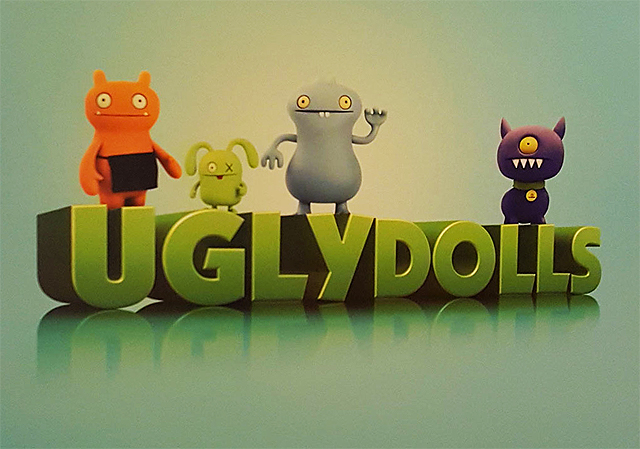Ugly Dolls Movie Gets Director Robert Rodriguez & Release Date