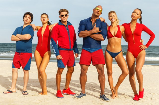The New Baywatch Trailer is Here to Rescue You