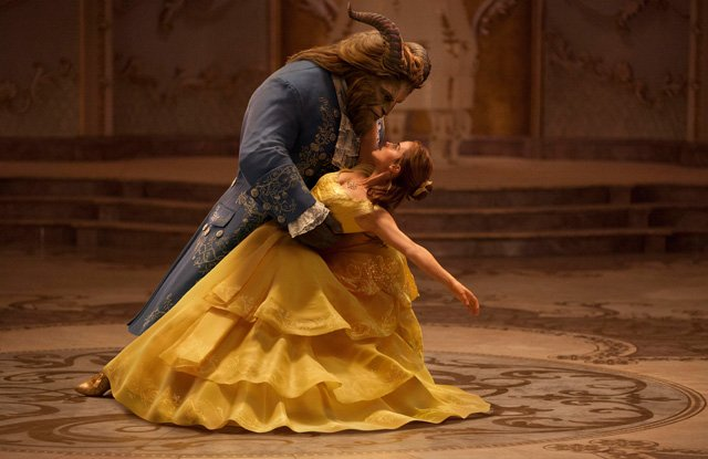 Beauty and the Beast Reaches $690M, Power Rangers Opens to $40.5M