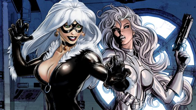 Chris Yost Writing Film About Black Cat & Silver Sable; Sony Developing Project
