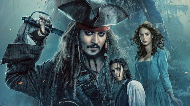 Check out the new Pirates movie poster! Catch Dead Men Tell No Tales in theaters this summer.