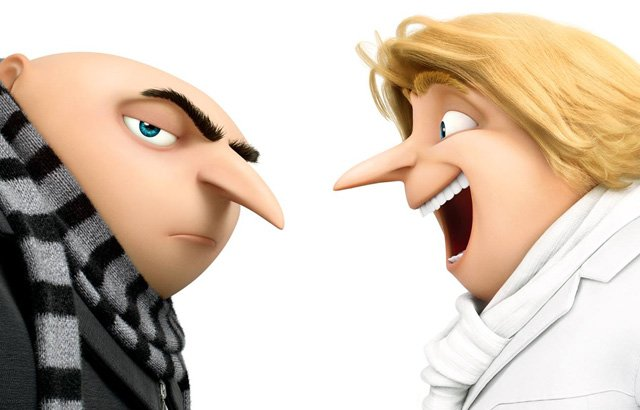 Meet Gru's Twin Brother in the New Despicable Me 3 Trailer