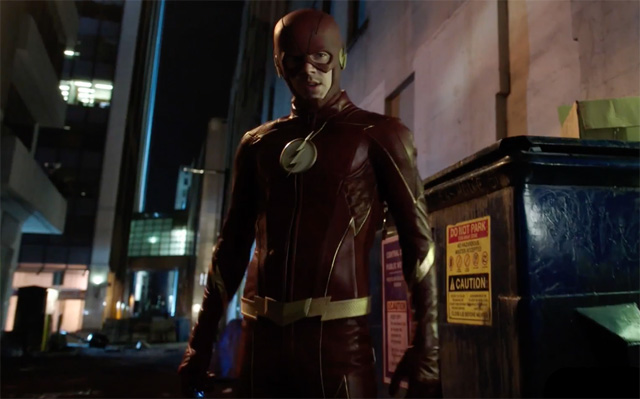 Trailer for The Once and Future Flash, Premiering April 25