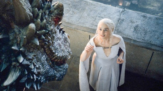 The Game of Thrones Dragons Will Be the Size of 747s in Season 7