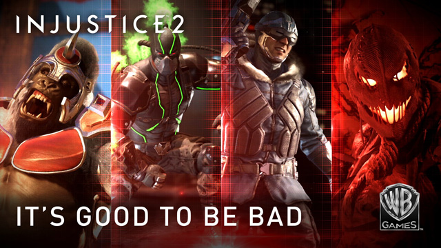 It's Good to be Bad in the New Injustice 2 Trailer