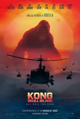 Kong: Skull Island Review at ComingSoon.net