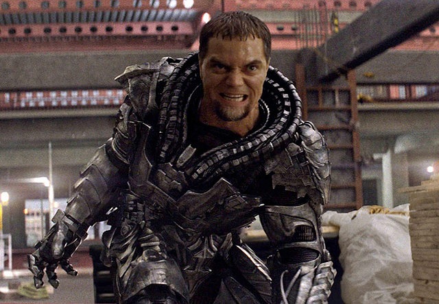 Michael Shannon Frontrunner to Play Cable in Deadpool 2