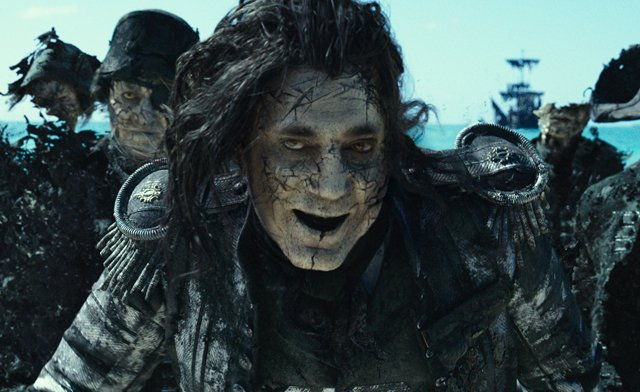 New Pirates of the Caribbean: Dead Men Tell No Tales Photos
