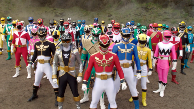 Power Rangers Origins and Evolutions