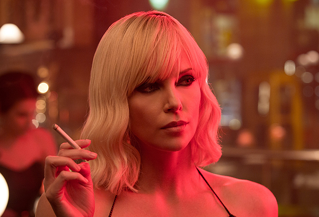 Atomic Blonde Trailer: Charlize Theron Goes Nuclear