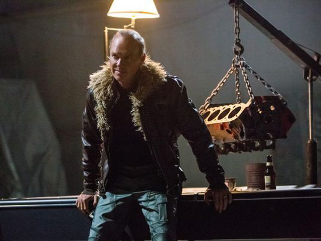 Michael Keaton on Vulture in Spider-Man: Homecoming
