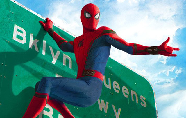 The Third Spider-Man: Homecoming Poster!