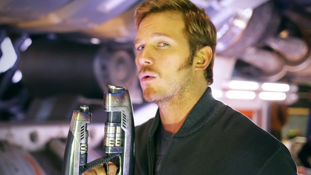 Check out a special message from Starlord himself, Chris Pratt. Catch Starlord in action in May.