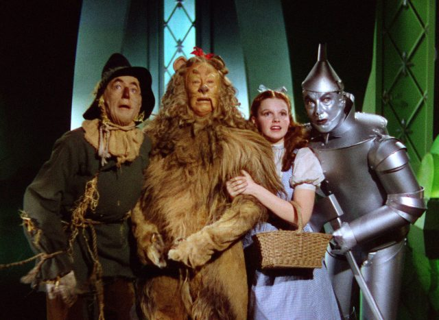 Horror version of The Wizard of Oz in the works