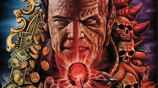 Check out an exclusive clips from March 28 releases The Marine 5: Battleground and the Wishmaster collection.