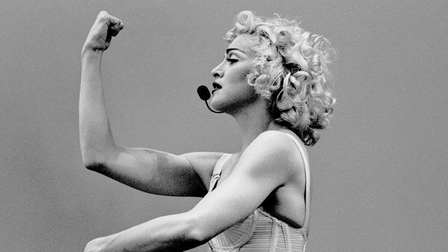 Blond Ambition, a Madonna biopic, is on the way from Universal Pictures.