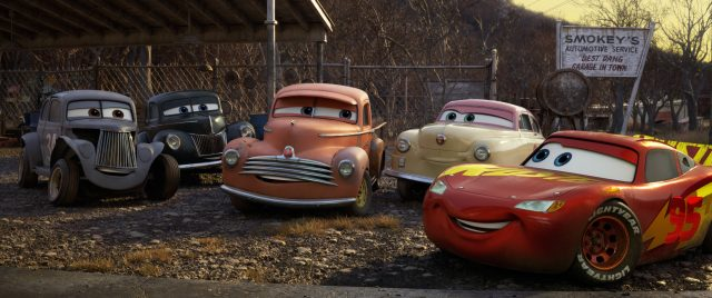 Cars 3 Press Day: Here's What We Learned About the Disney•Pixar Film