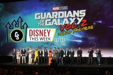 Disney This Week: Guardians Vol. 2 Premiere, Aladdin & More!