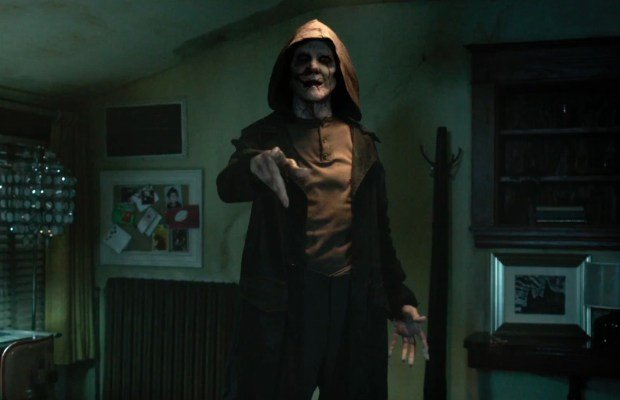 Interview: Doug Jones on The Bye Bye Man, Guillermo del Toro and Acting with His Hands