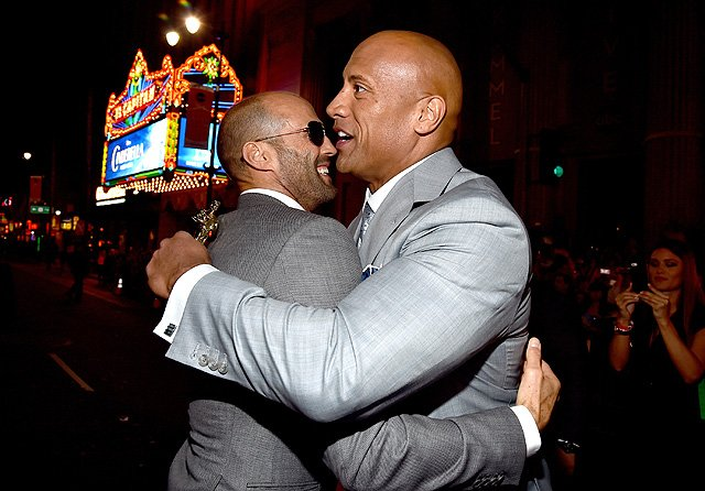 Fast & Furious Spin-off With The Rock & Statham is ON!