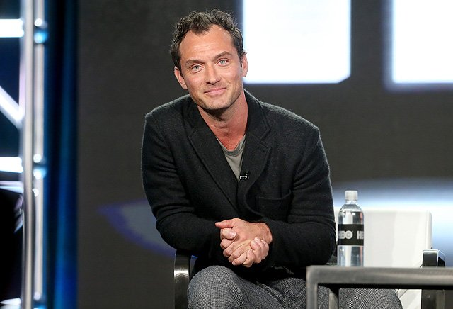 Young Dumbledore to Be Played by Jude Law in Fantastic Beasts 2!