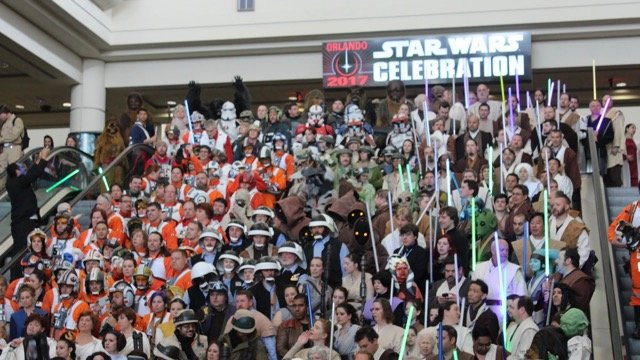 Our Final Star Wars Celebration 2017 Cosplay Gallery. Which of these Celebration 2017 Cosplay Gallery photos is your favorite?