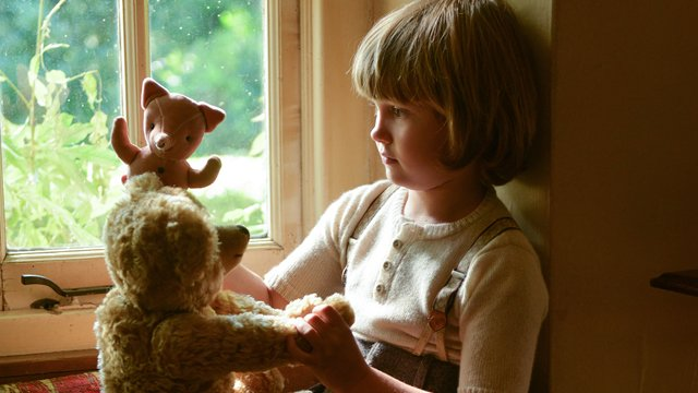 Goodbye Christopher Robin has a release date. Look for Goodbye Christopher Robin in November.