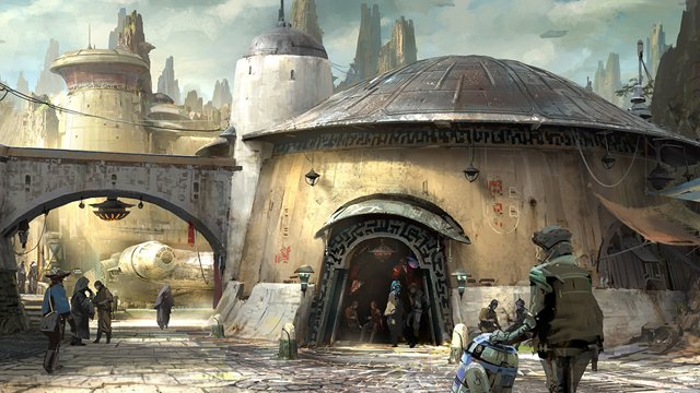 Disney has closed out celebration with a new look at their upcoming Star Wars attraction. Are you excited for this new Star Wars attraction?