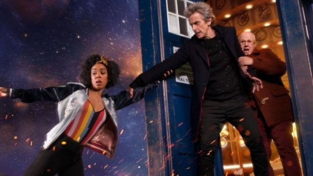 New behind-the-scenes video for Doctor Who season 10