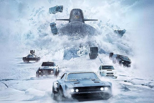 It's Official: The Fate of the Furious Sets New Global Opening Record